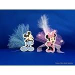 Minnie / Mickey Mouse bedankje