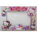 Dubbelzijdige Foto frame Hello Kitty / Spiderman