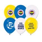 Fenerbahce Balonnen (10 stuks)