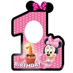 1 jaar Minnie mouse foto frame