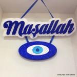 Deur versiering Masallah